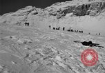 Image of Ski patrol personnel Garmisch-Partenkirchen Germany, 1965, second 39 stock footage video 65675043206