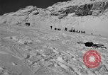 Image of Ski patrol personnel Garmisch-Partenkirchen Germany, 1965, second 41 stock footage video 65675043206