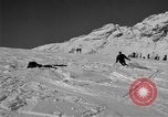Image of Ski patrol personnel Garmisch-Partenkirchen Germany, 1965, second 50 stock footage video 65675043206