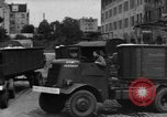 Image of workers unload goods Berlin Germany, 1948, second 4 stock footage video 65675043215