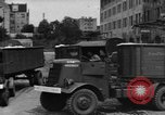 Image of workers unload goods Berlin Germany, 1948, second 5 stock footage video 65675043215