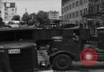 Image of workers unload goods Berlin Germany, 1948, second 8 stock footage video 65675043215