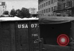 Image of workers unload goods Berlin Germany, 1948, second 15 stock footage video 65675043215
