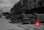 Image of workers unload goods Berlin Germany, 1948, second 19 stock footage video 65675043215