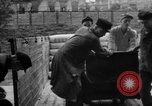 Image of workers unload goods Berlin Germany, 1948, second 31 stock footage video 65675043215