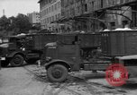 Image of workers unload goods Berlin Germany, 1948, second 35 stock footage video 65675043215