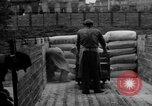 Image of workers unload goods Berlin Germany, 1948, second 37 stock footage video 65675043215