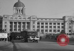 Image of United States military trucks Korea, 1954, second 2 stock footage video 65675043228