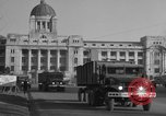 Image of United States military trucks Korea, 1954, second 15 stock footage video 65675043228