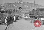 Image of United States military trucks Korea, 1954, second 53 stock footage video 65675043228
