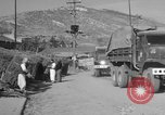 Image of United States military trucks Korea, 1954, second 56 stock footage video 65675043228