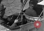 Image of Nieuport fighter aircraft France, 1918, second 18 stock footage video 65675043234