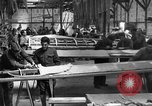 Image of Aircraft assembly factory France, 1918, second 3 stock footage video 65675043237