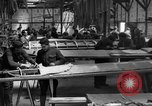 Image of Aircraft assembly factory France, 1918, second 4 stock footage video 65675043237