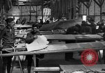 Image of Aircraft assembly factory France, 1918, second 13 stock footage video 65675043237