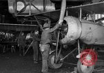 Image of Aircraft assembly factory France, 1918, second 17 stock footage video 65675043237