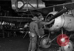 Image of Aircraft assembly factory France, 1918, second 23 stock footage video 65675043237