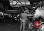 Image of Aircraft assembly factory France, 1918, second 25 stock footage video 65675043237