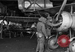 Image of Aircraft assembly factory France, 1918, second 26 stock footage video 65675043237