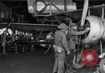 Image of Aircraft assembly factory France, 1918, second 27 stock footage video 65675043237