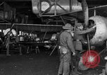 Image of Aircraft assembly factory France, 1918, second 28 stock footage video 65675043237