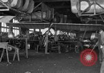 Image of Aircraft assembly factory France, 1918, second 42 stock footage video 65675043237