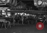 Image of Aircraft assembly factory France, 1918, second 43 stock footage video 65675043237