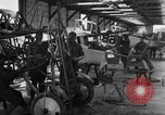Image of Aircraft assembly factory France, 1918, second 47 stock footage video 65675043237