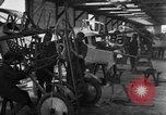 Image of Aircraft assembly factory France, 1918, second 49 stock footage video 65675043237