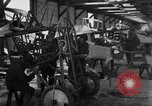 Image of Aircraft assembly factory France, 1918, second 51 stock footage video 65675043237