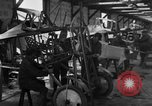 Image of Aircraft assembly factory France, 1918, second 54 stock footage video 65675043237