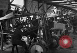 Image of Aircraft assembly factory France, 1918, second 55 stock footage video 65675043237
