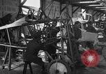 Image of Aircraft assembly factory France, 1918, second 58 stock footage video 65675043237