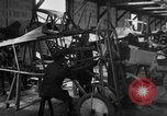 Image of Aircraft assembly factory France, 1918, second 60 stock footage video 65675043237