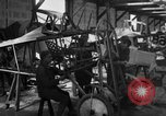 Image of Aircraft assembly factory France, 1918, second 61 stock footage video 65675043237
