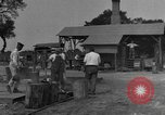 Image of Aircraft assembly factory France, 1918, second 21 stock footage video 65675043239