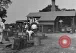 Image of Aircraft assembly factory France, 1918, second 23 stock footage video 65675043239