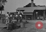 Image of Aircraft assembly factory France, 1918, second 27 stock footage video 65675043239