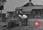 Image of Aircraft assembly factory France, 1918, second 32 stock footage video 65675043239