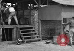 Image of Aircraft assembly factory France, 1918, second 37 stock footage video 65675043239