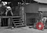 Image of Aircraft assembly factory France, 1918, second 39 stock footage video 65675043239
