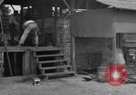 Image of Aircraft assembly factory France, 1918, second 46 stock footage video 65675043239