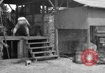 Image of Aircraft assembly factory France, 1918, second 47 stock footage video 65675043239