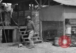 Image of Aircraft assembly factory France, 1918, second 53 stock footage video 65675043239
