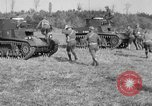 Image of 66th United States infantry tanks Fort Meade Maryland USA, 1938, second 14 stock footage video 65675043242