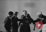 Image of exchange of pilots in air Lancaster California USA, 1938, second 25 stock footage video 65675043243
