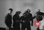 Image of exchange of pilots in air Lancaster California USA, 1938, second 26 stock footage video 65675043243