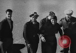 Image of exchange of pilots in air Lancaster California USA, 1938, second 27 stock footage video 65675043243