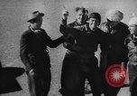 Image of exchange of pilots in air Lancaster California USA, 1938, second 28 stock footage video 65675043243