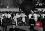 Image of Pushball game Chicago Illinois USA, 1938, second 14 stock footage video 65675043248